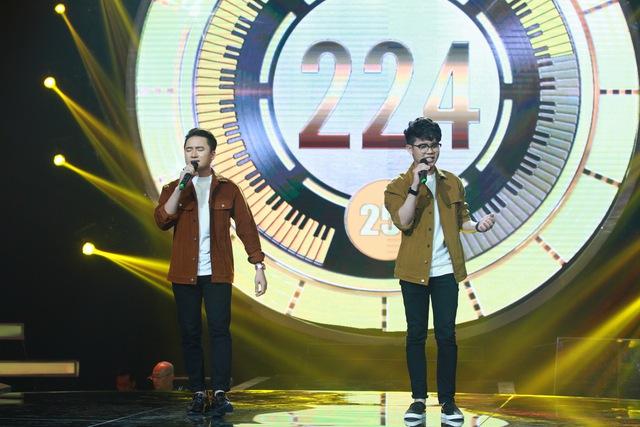Nhạc Hội Song Ca xuất hiện thí sinh có gương mặt như Ngô Kiến Huy, giọng hát như Tuấn Hưng - Ảnh 5.