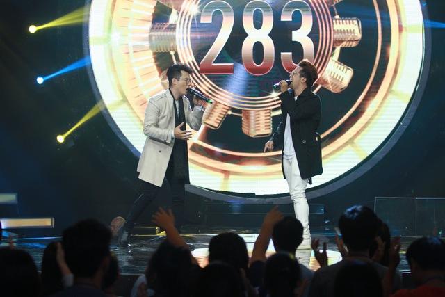 Nhạc Hội Song Ca xuất hiện thí sinh có gương mặt như Ngô Kiến Huy, giọng hát như Tuấn Hưng - Ảnh 9.