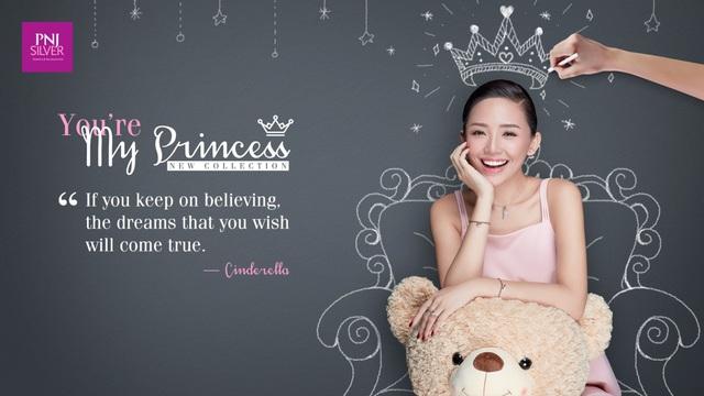 Tóc Tiên điệu đà, đáng yêu hoá thân thành nàng công chúa - Ảnh 1.