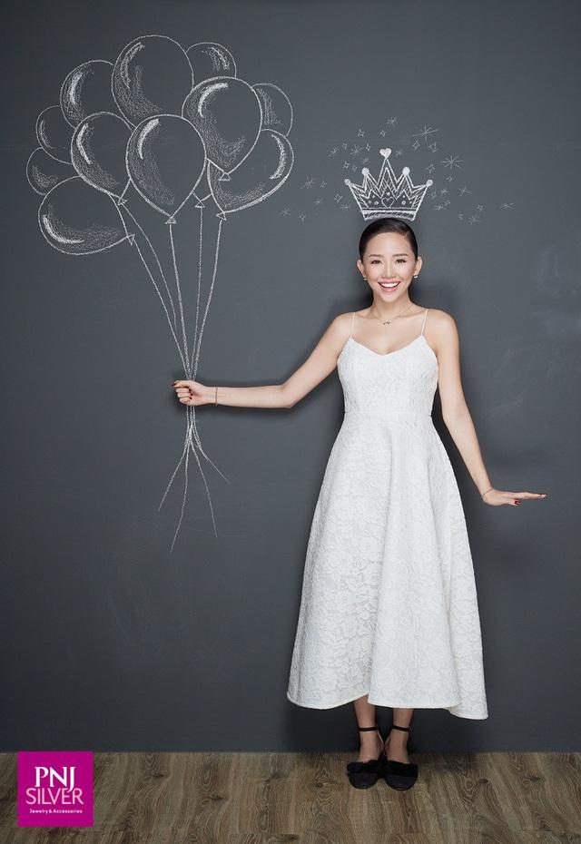 Tóc Tiên điệu đà, đáng yêu hoá thân thành nàng công chúa - Ảnh 11.