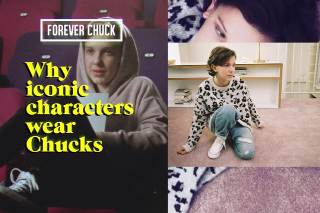 Converse khởi động chiến dịch Forever Chuck - Ảnh 8.