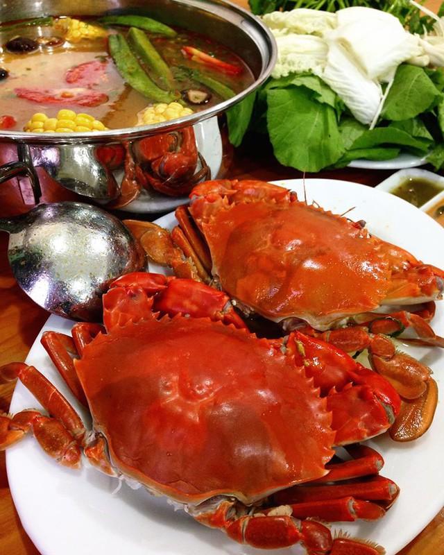 Trải nghiệm quán hải sản ruột của giới sành ăn Hà thành - Ảnh 2.