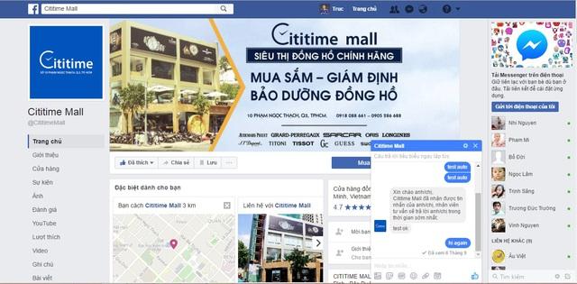 Khuyến mãi hiếm hoi cho những tín đồ đồng hồ chính hãng tại Cititime Mall - Ảnh 2.