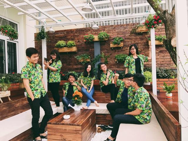 Khám phá thế giới vạn hoa của homestay mới toanh tại Đà Nẵng - Ảnh 3.