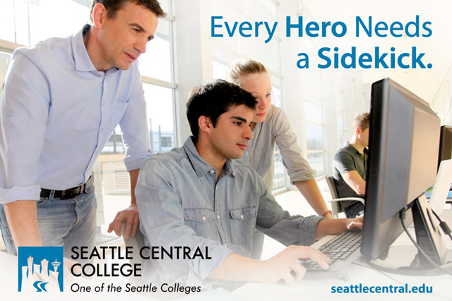 Hội thảo trường Cao đẳng Seattle Central College - Ảnh 1.