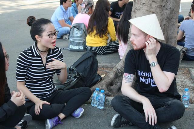 Lùng sục khu phố tiếng Anh đúng chất Âu - Mỹ giữa lòng Sài Gòn - Ảnh 12.