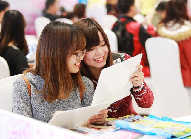 """Giới trẻ thích thú với """"ngày hội du lịch Nhật Bản"""" ngay tại Việt Nam - Ảnh 3."""