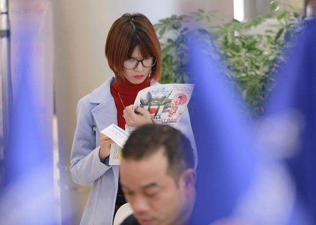 """Giới trẻ thích thú với """"ngày hội du lịch Nhật Bản"""" ngay tại Việt Nam - Ảnh 4."""
