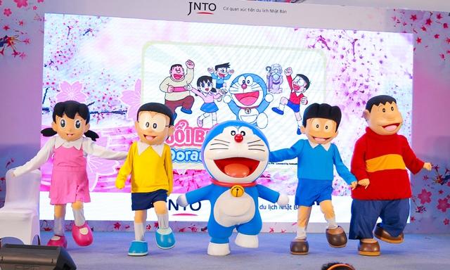"""Giới trẻ thích thú với """"ngày hội du lịch Nhật Bản"""" ngay tại Việt Nam - Ảnh 5."""