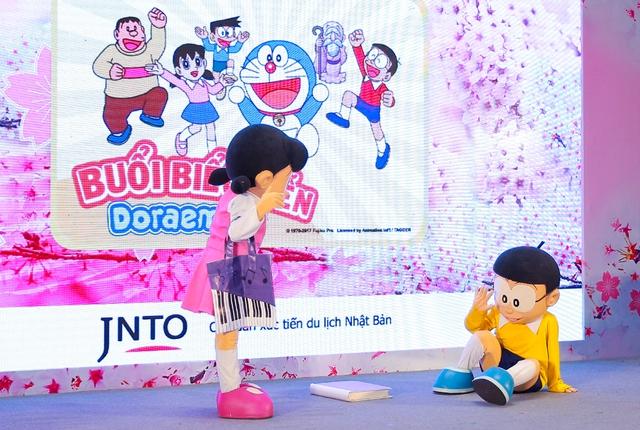 """Giới trẻ thích thú với """"ngày hội du lịch Nhật Bản"""" ngay tại Việt Nam - Ảnh 6."""