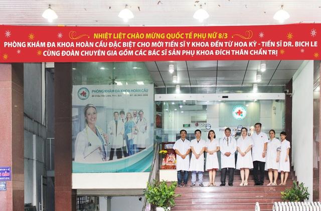 Phòng khám Đa khoa Hoàn Cầu – Địa chỉ vàng cho sức khỏe của bạn - Ảnh 2.