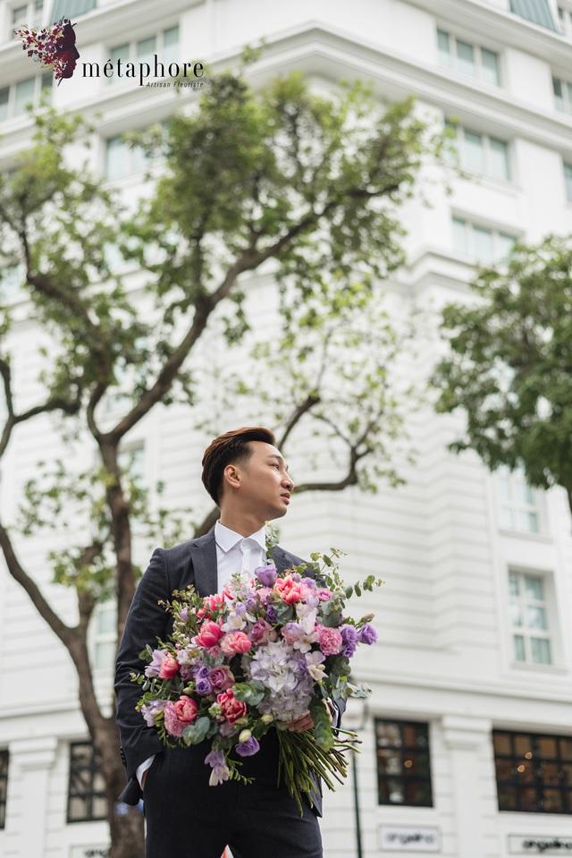 Bí quyết chọn hoa đốn tim nàng của MC Thành Trung - Ảnh 3.