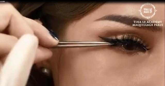 Chuyên gia trang điểm Tina Lê hướng dẫn make up với 12 bước cơ bản - Ảnh 4.