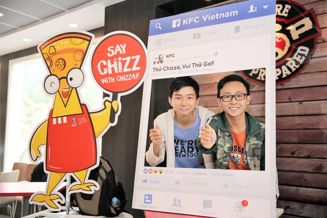KFC tung món ăn độc đáo lần đầu tiên xuất hiện tại Việt Nam - Ảnh 3.