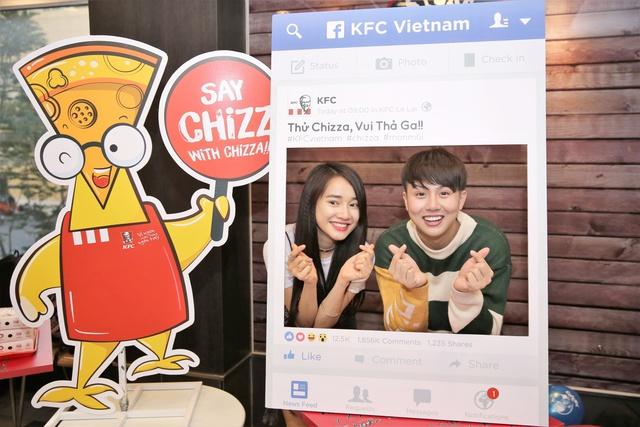 KFC tung món ăn độc đáo lần đầu tiên xuất hiện tại Việt Nam - Ảnh 4.
