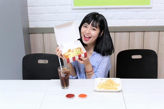 KFC tung món ăn độc đáo lần đầu tiên xuất hiện tại Việt Nam - Ảnh 9.