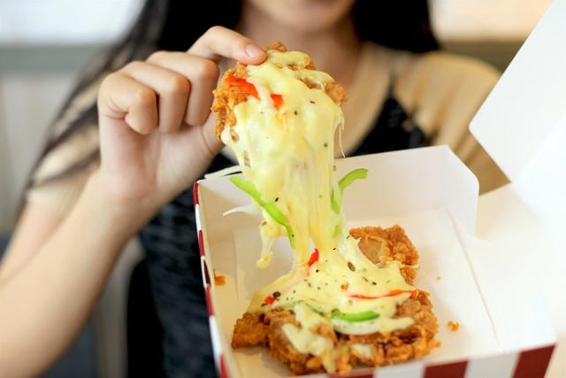 KFC tung món ăn độc đáo lần đầu tiên xuất hiện tại Việt Nam - Ảnh 10.