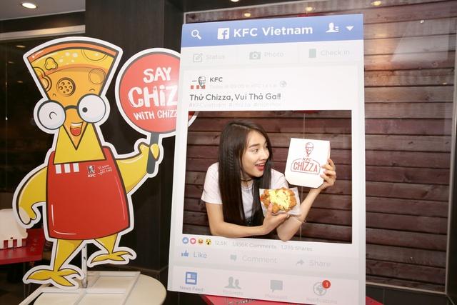 KFC tung món ăn độc đáo lần đầu tiên xuất hiện tại Việt Nam - Ảnh 13.