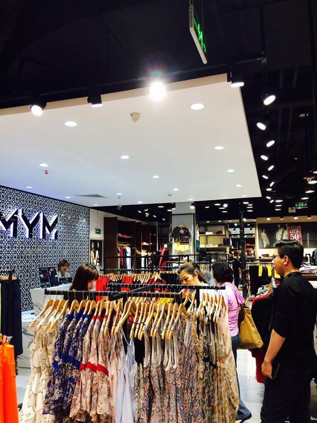 Tín đồ thời trang thi nhau xuất hiện tại M.Y.M - Ảnh 4.