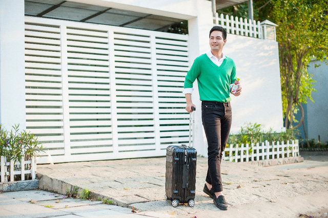MC Phan Anh: Lịch làm việc của tôi không có giờ nghỉ - Ảnh 6.