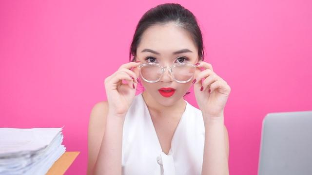 Cùng Beauty blogger Chloe Nguyễn biến hóa phong cách với 4 màu son lì - Ảnh 4.