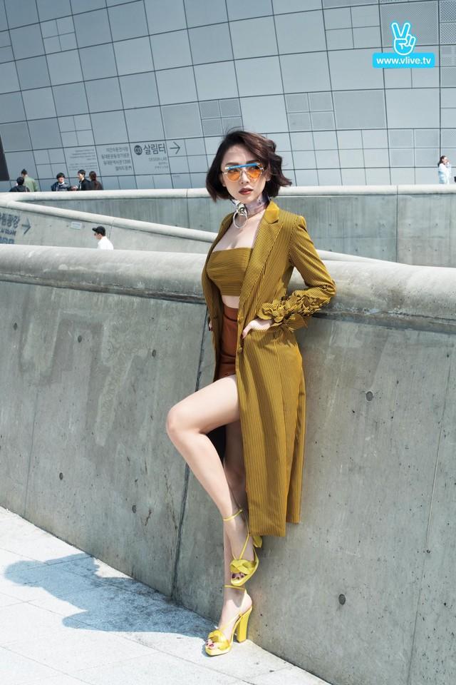Hành trình ấn tượng của Tóc Tiên tại Seoul Fashion Week - Ảnh 3.