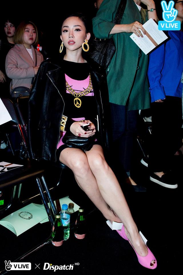 Hành trình ấn tượng của Tóc Tiên tại Seoul Fashion Week - Ảnh 4.