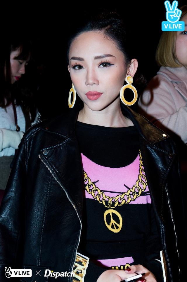 Hành trình ấn tượng của Tóc Tiên tại Seoul Fashion Week - Ảnh 5.