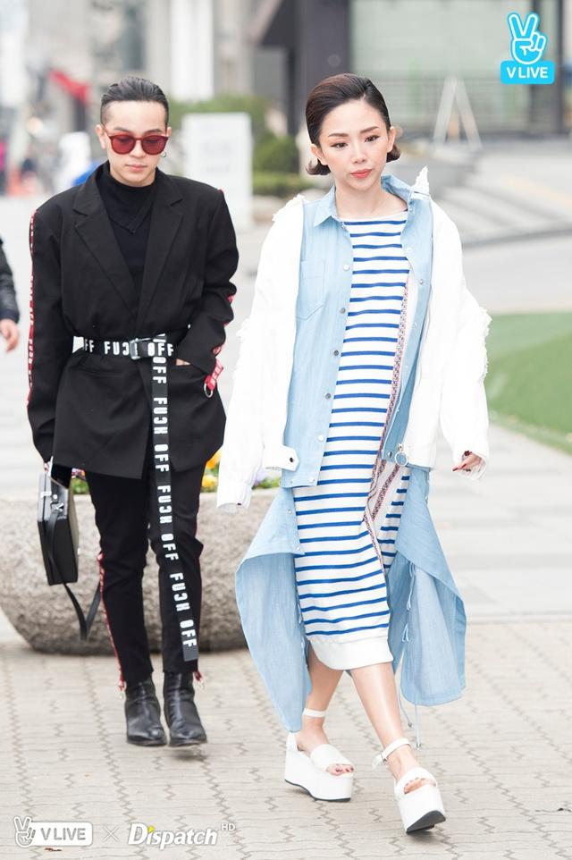 Hành trình ấn tượng của Tóc Tiên tại Seoul Fashion Week - Ảnh 7.