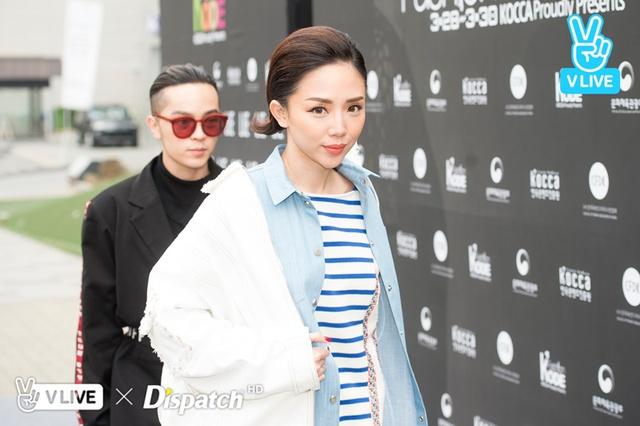 Hành trình ấn tượng của Tóc Tiên tại Seoul Fashion Week - Ảnh 8.