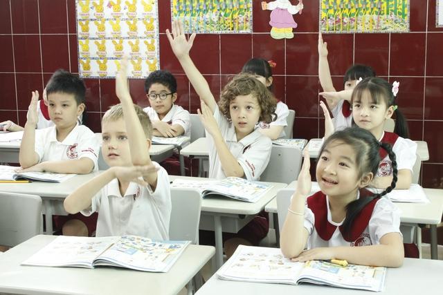Trường Quốc tế Á Châu - Nơi hội tụ đa dạng học sinh quốc tế - Ảnh 1.