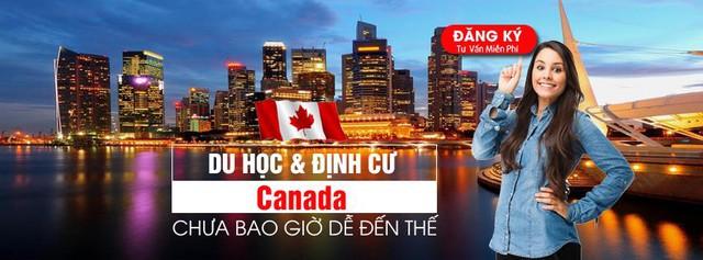 Du học và định cư Canada – Chưa bao giờ dễ dàng đến thế! - Ảnh 1.