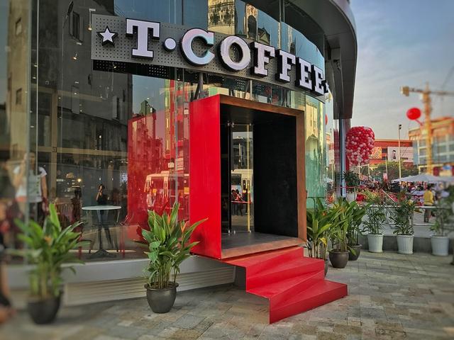 T.coffee – Không gian cafe và pizza yên bình giữa phố đông - Ảnh 1.