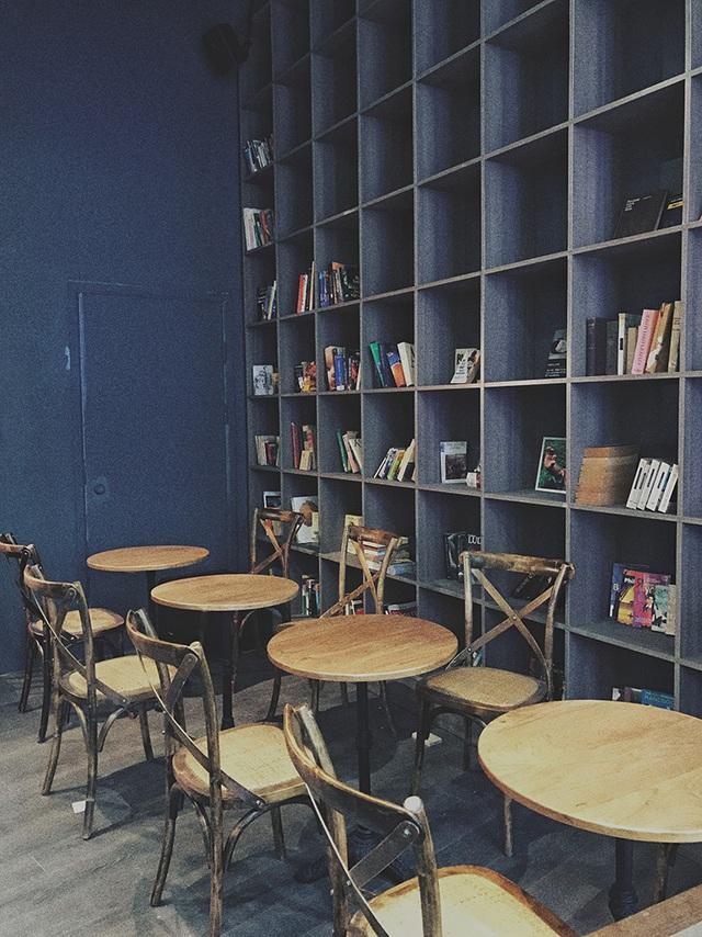 T.coffee – Không gian cafe và pizza yên bình giữa phố đông - Ảnh 6.