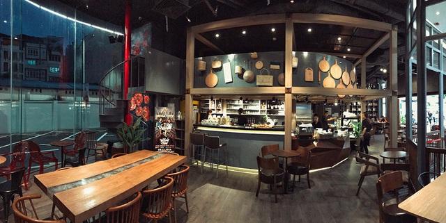 T.coffee – Không gian cafe và pizza yên bình giữa phố đông - Ảnh 9.