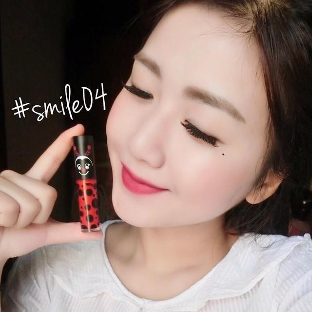 Smile 25 Lip Manicure Xu hướng son kem đang khiến loạt hot girl mê mẩn - Ảnh 2.