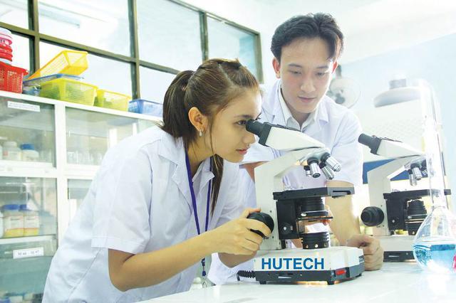 Chọn trường đại học uy tín để thực hiện ước mơ Dược sĩ - Ảnh 3.