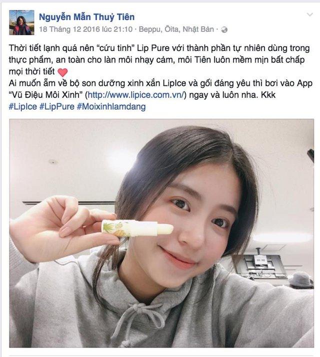 """Son dưỡng môi """"hớp hồn"""" các hot girl và beauty blogger Việt - Ảnh 5."""