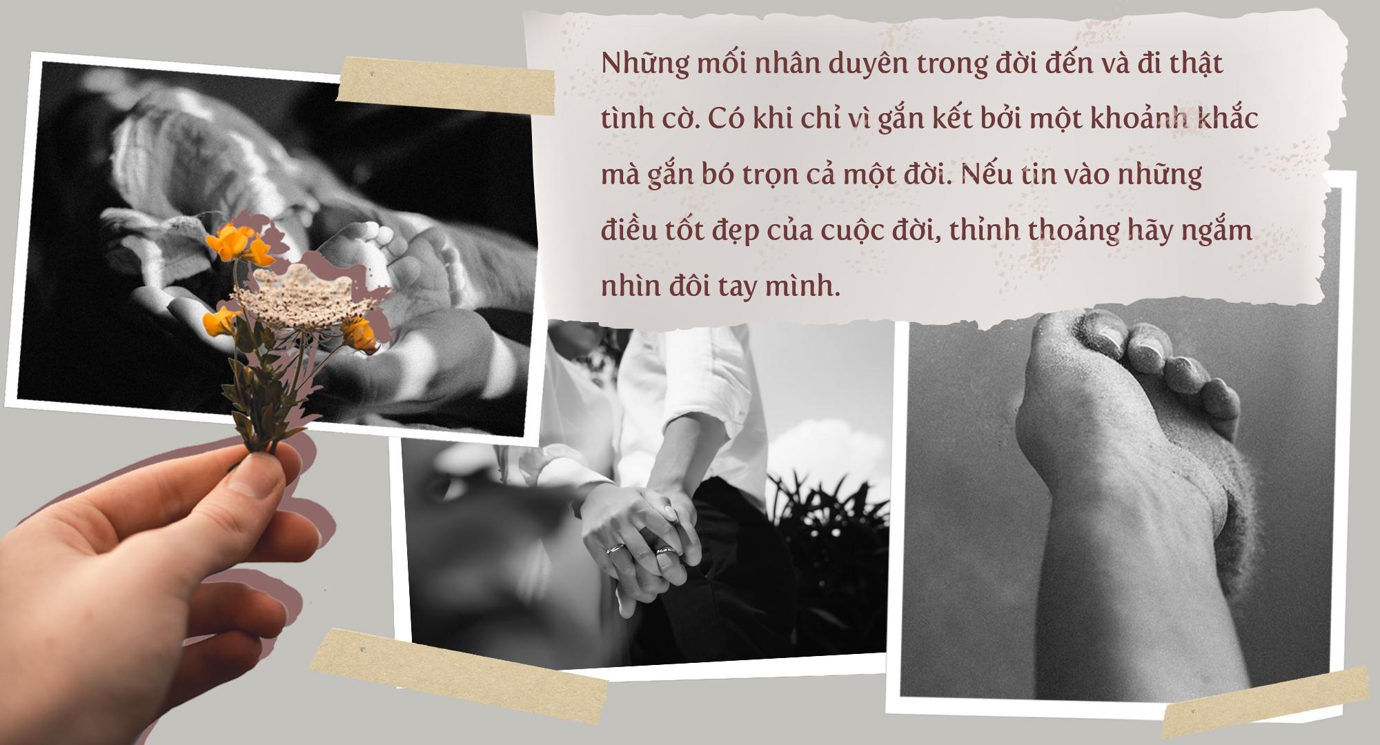 Sẽ đến lúc bạn nhận ra, bàn tay ta chính là thiết kế kỳ diệu nhất của yêu thương và gắn kết - Ảnh 14.