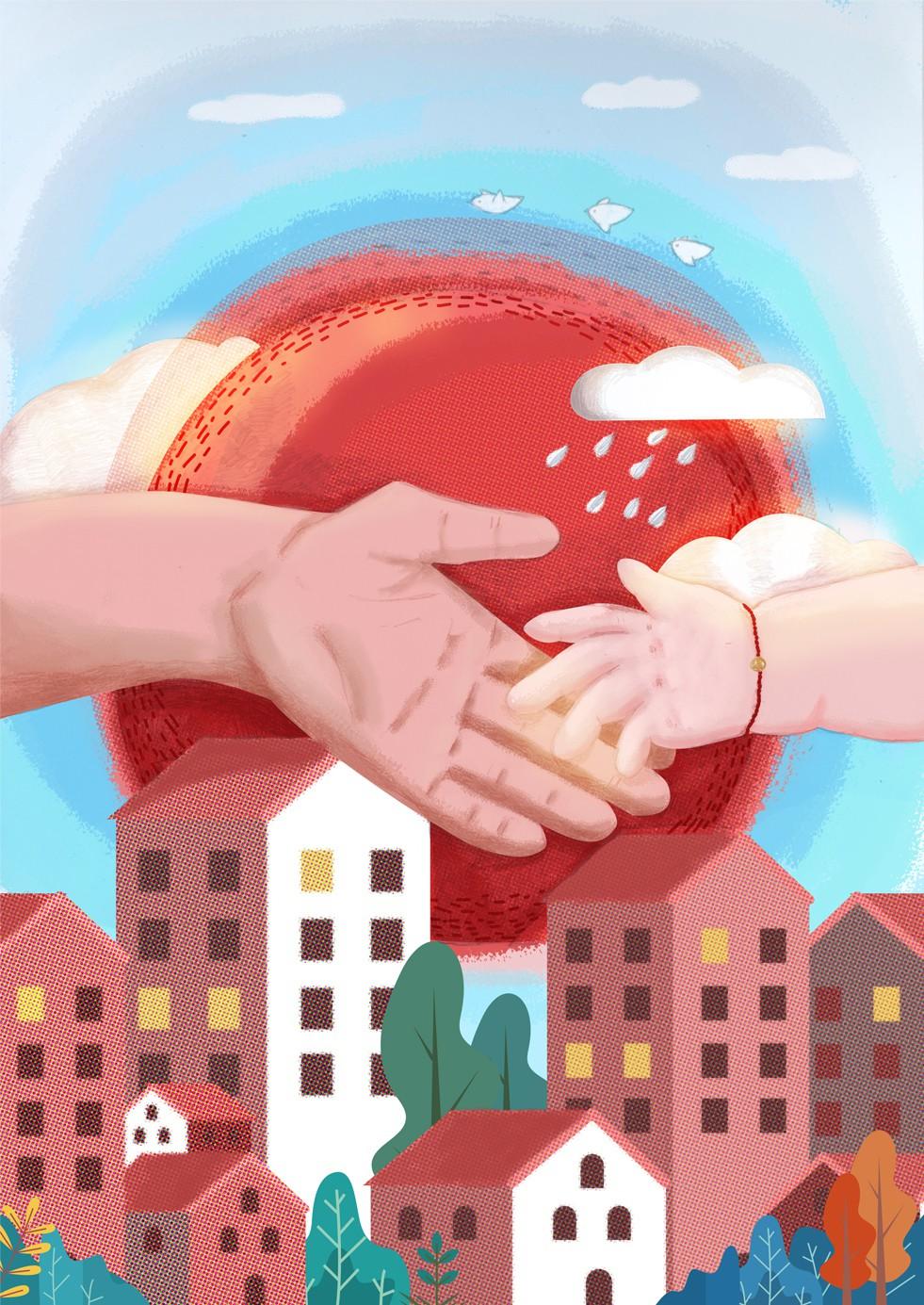 Sẽ đến lúc bạn nhận ra, bàn tay ta chính là thiết kế kỳ diệu nhất của yêu thương và gắn kết - Ảnh 3.