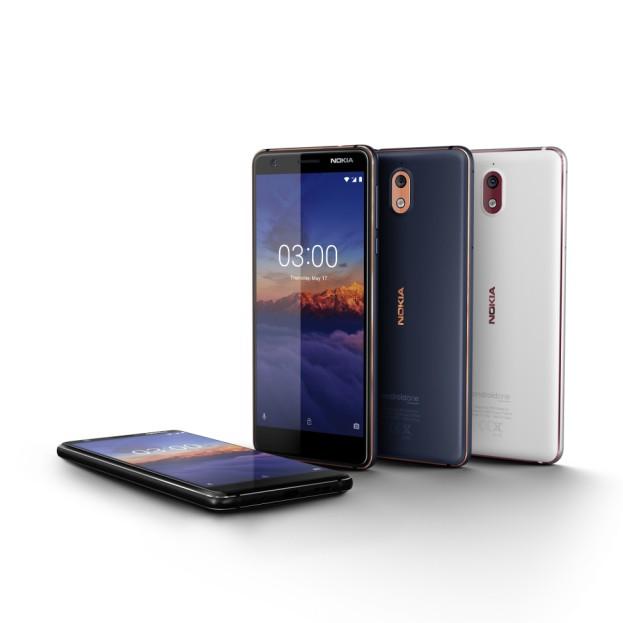 Chớp thời cơ sở hữu smartphone Nokia 3.1 với mức giá chấn động - Ảnh 2.