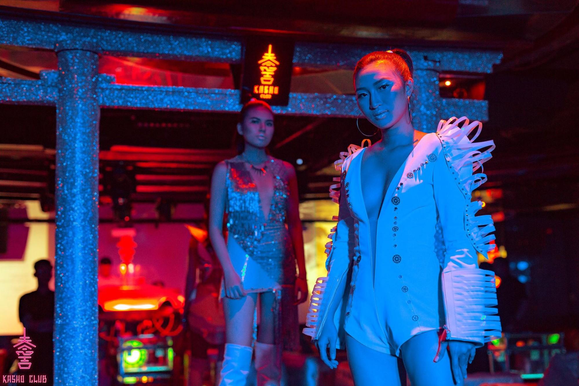 """Hồ Ngọc Hà, Tóc Tiên cùng dàn DJ """"khủng"""" đốt cháy sân khấu tại The Observatory Party - Ảnh 2."""