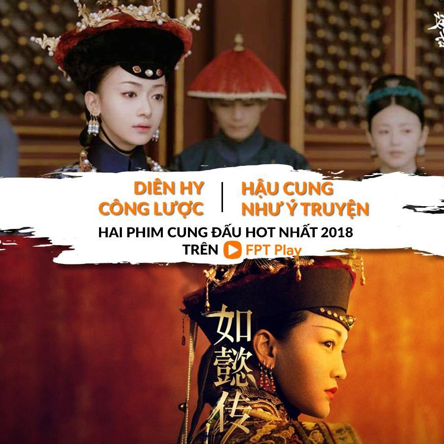 """Phim bộ cổ trang Trung Quốc 2018 – Bình cũ rượu mới nhưng vẫn khiến fan """"say đứ đừ - Ảnh 1."""