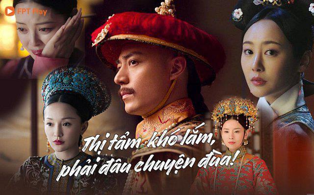 """Phim bộ cổ trang Trung Quốc 2018 – Bình cũ rượu mới nhưng vẫn khiến fan """"say đứ đừ - Ảnh 3."""