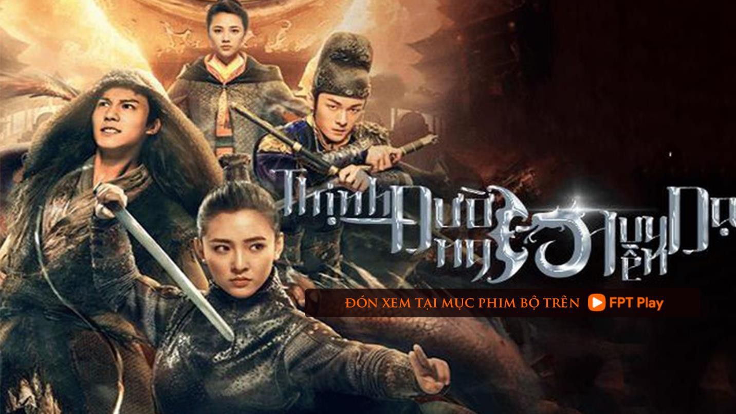 """Phim bộ cổ trang Trung Quốc 2018 – Bình cũ rượu mới nhưng vẫn khiến fan """"say đứ đừ - Ảnh 5."""