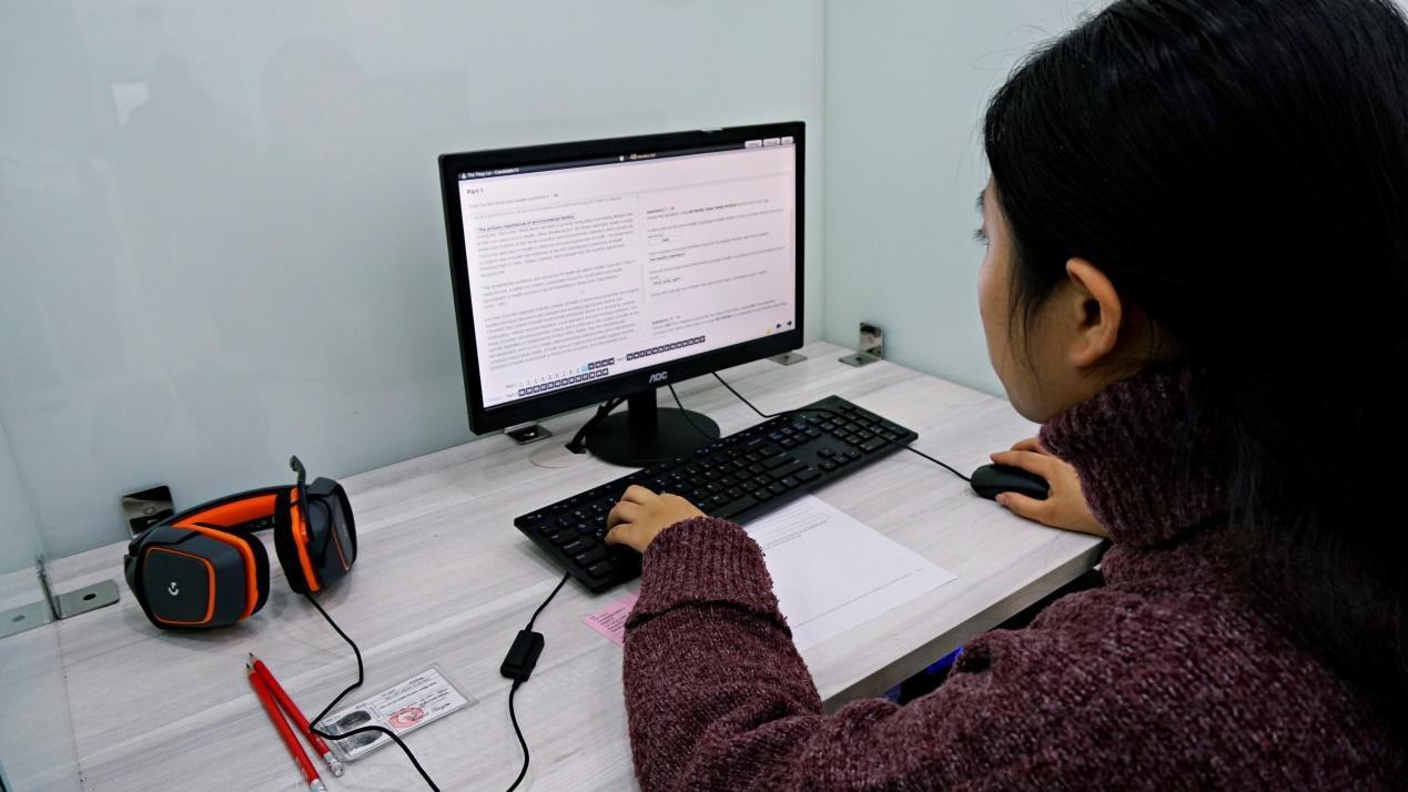 Một số phần mềm luyện thi IELTS trên máy tính