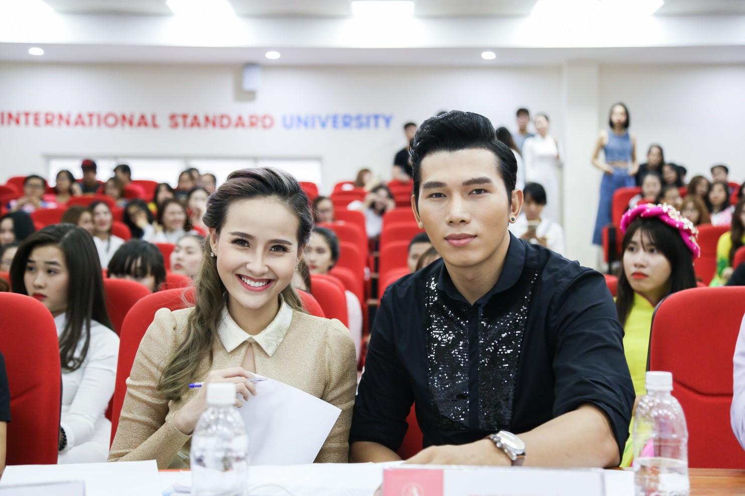 Ông bầu của các hoa hậu – NTK Nguyễn Việt Hùng là gương mặt đồng hành với cuộc thi Miss UEF 2019 - Ảnh 5.