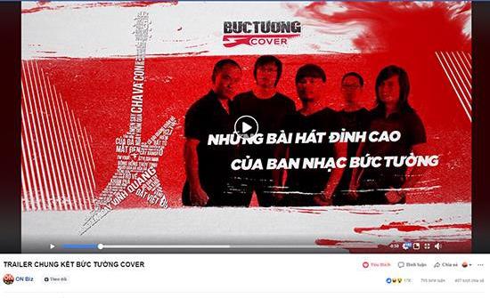 Hàng trăm hot face háo hức tham gia đêm nhạc Bức Tường Cover - Ảnh 2.