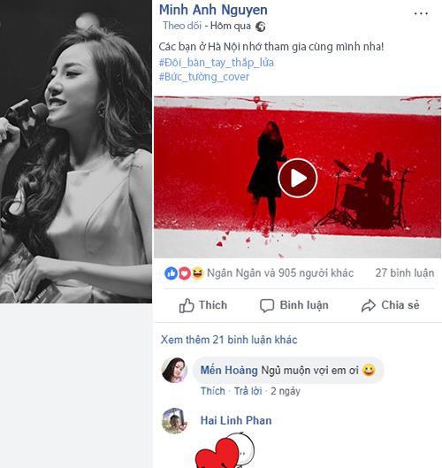 Hàng trăm hot face háo hức tham gia đêm nhạc Bức Tường Cover - Ảnh 3.