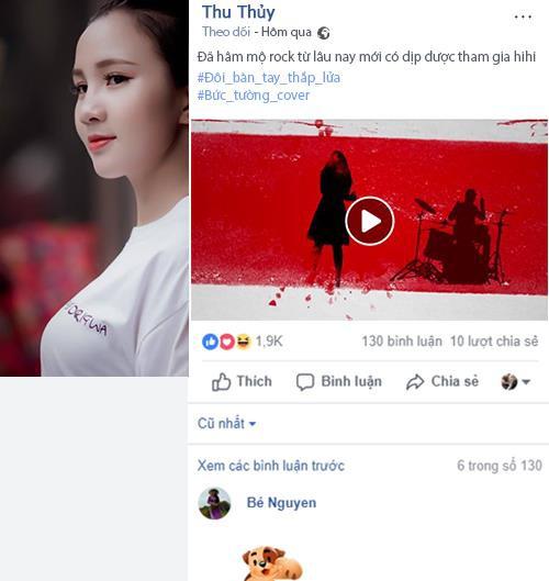 Hàng trăm hot face háo hức tham gia đêm nhạc Bức Tường Cover - Ảnh 4.